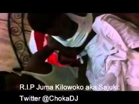Download JUMA KILOWOKO ALMAARFU SAJUKI AFARIKI DUNIA LEO 2.1.2013 TAZAMA CLIP HII KABLA YA KIFO CHAKE