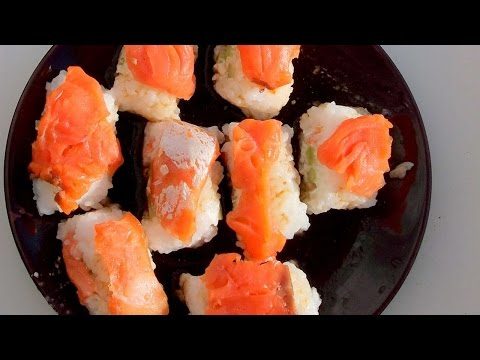 How To To Make Sushi Without Paper From Seaweed - DIY Food & Drinks Tutorial - Guidecentral