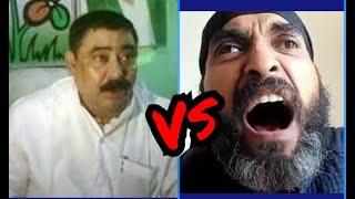 Anubrata Mondal vs Roddur Roy.Sutiye Lal kore debo. anubrata sutiye lal kore debo comedy video.