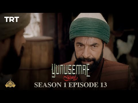 YUNUS EMRE - RAH-E-ISHQ | SEASON 1| EPISODE 13 (URDU DUBBING BY PTV)