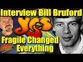 """Capture de la vidéo Bill Bruford On How """"Fragile"""" From Yes Changed Everything"""