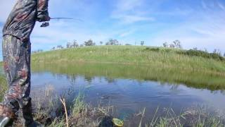 Рыбалка р. Сал 04.06.17