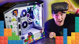 Wireless VR is REALLY Good - ft ORIGIN Tetris PC
