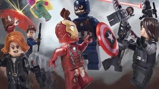 LEGO Captain America | Civil War: Part 1