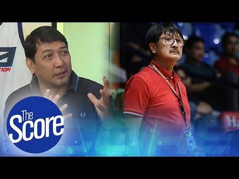 'Si Atoy Co Nagpauso ng Fadeaway nina Kobe at Jordan' | The Score
