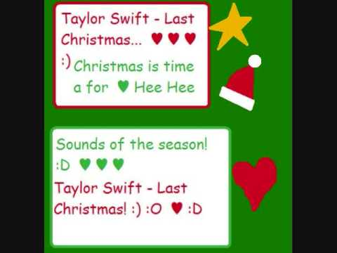Taylor Swift - Last Christmas - Lyrics & Download