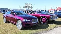 WhipAddict: MLK Car Show 2018, Custom Car, Crazy Car Audio, Burnouts, Big Rims