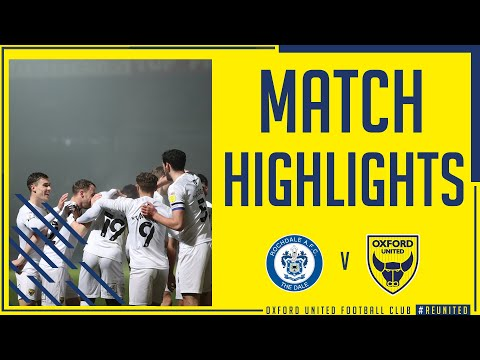 Rochdale Oxford Utd Goals And Highlights