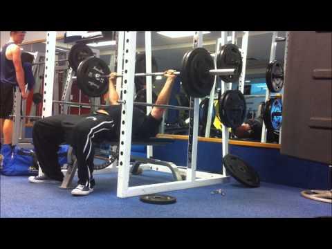 Andrew Ward - 19/01/2013 Training