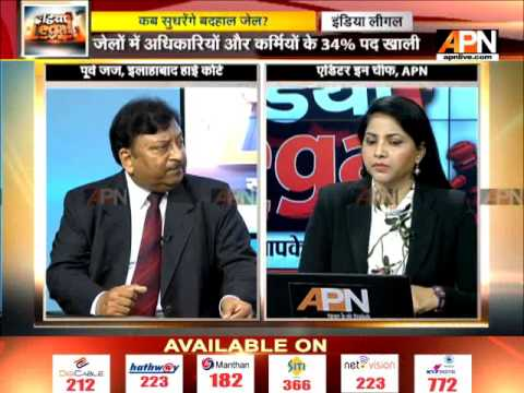 India Legal: There is still a lot to reform in the system of Jail: Justice V.K Mathur