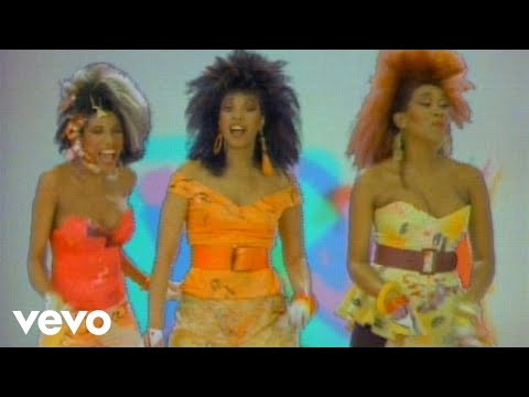 The Pointer Sisters - Twist My Arm