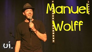 Stand Up COMEDY: Manuel Wolff