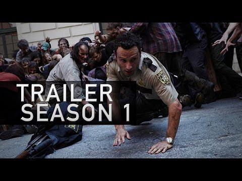 The Walking Dead Trailer (First Season)