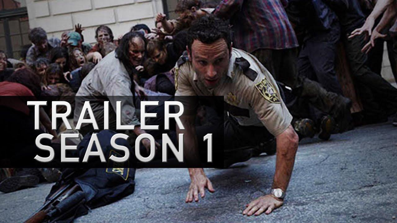 Download The Walking Dead Trailer (First Season)