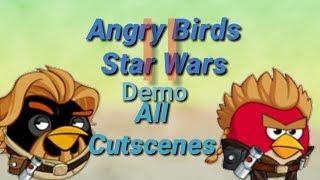 Angry Birds Star Wars 2 Demo (All Cutscenes) (Todas las Escenas)