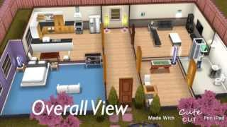 sims freeplay simple layout modern designs