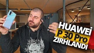 Huawei P30 Pro Zırhlandı! Karşınızda P30 Pro, P30 ve P30 Lite kılıfları!