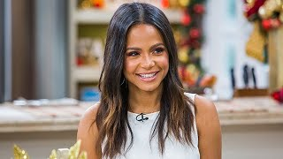 Christina Milian Interview - Home & Family