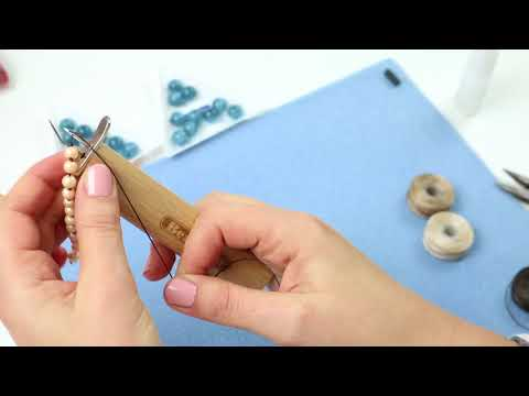Handmade Jewellery: Beadalon Knotted Jewellery ♡ DIY