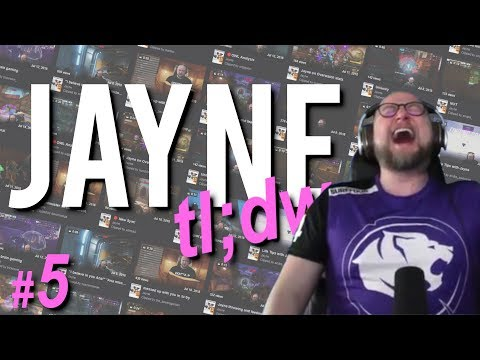 Jayne tl;dw (Stream Highlights) #5