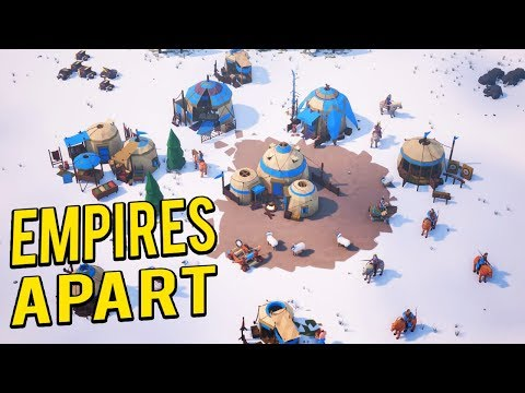 Pillaging and Raiding the Chinese! Mongols - Empires Apart Lets Play