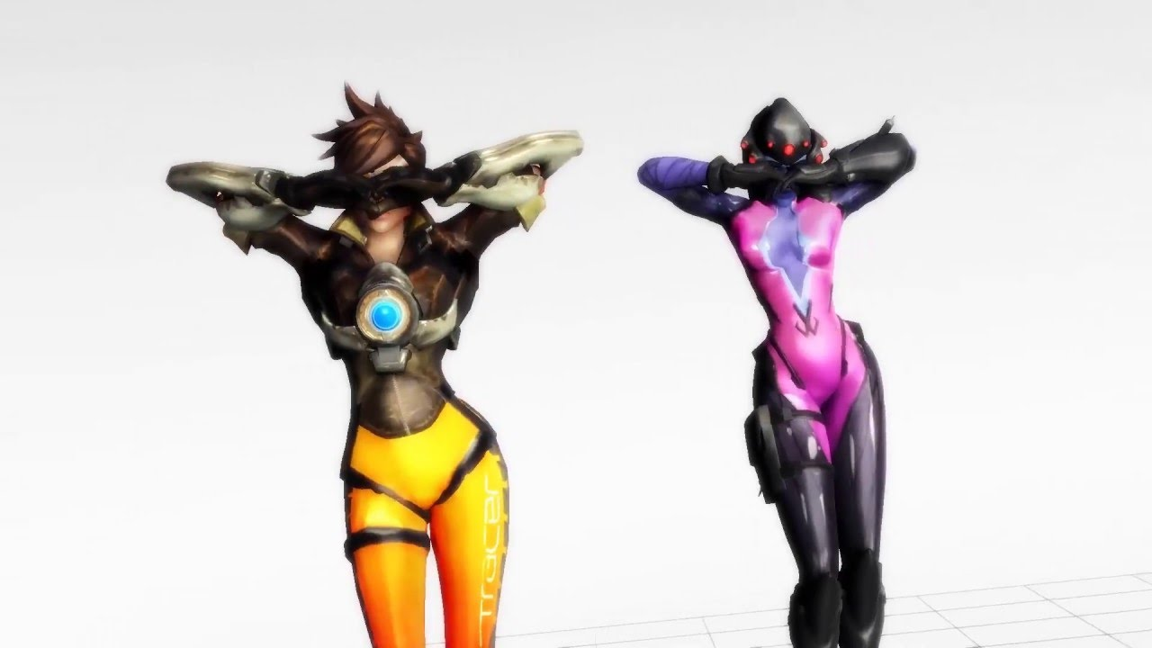 Overwatch tracer widowmaker