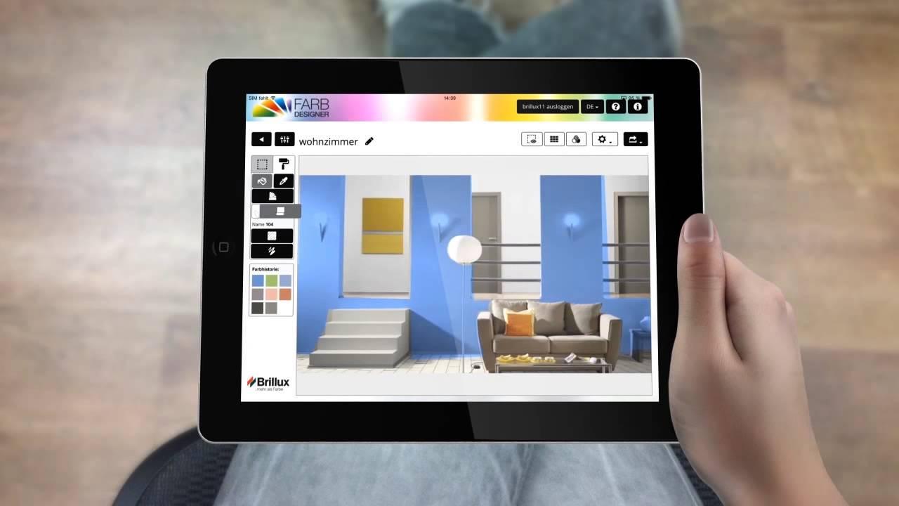Anleitungsvideo Zum Neuen Farbdesigner Youtube