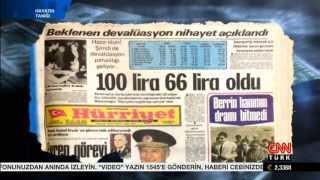 IMF 'iN TARiHi VE 2001 KRiZi - HAYATA DAiR - CNN TÜRK (KESiT)