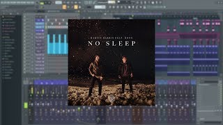 Martin Garrix ft. Bonn - No Sleep (FL Studio FULL Remake 99% + FLP)