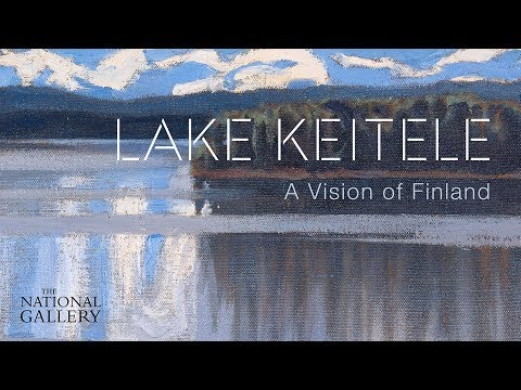 Curator's introduction | Lake Keitele: A Vision of Finland | National Gallery