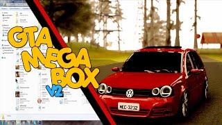 Lançamento do Gta MegaBox V2 ♛ Pc Fraco