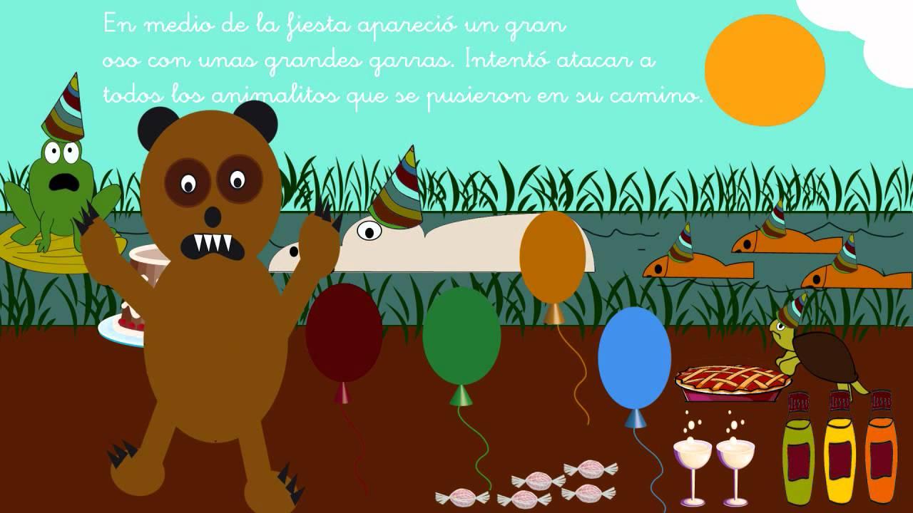Cuento infantil el cocodrilo coco cuentostube com youtube for Imagenes de coco