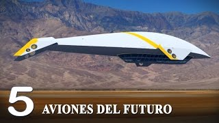 AVIONES DEL FUTURO | T3tech