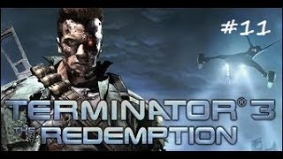Terminator: The Redemption - Mission 3-2 Harrier - PS2 (HD)