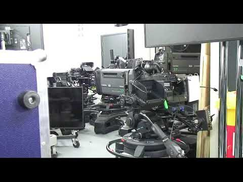 BBC STUDIOWORKS TELEVISION CENTRE VISIT