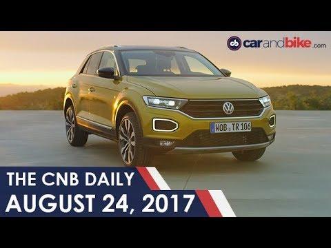 Mitsubishi Outlander Coming To India | Triumph Street Scrambler Launched | Volkswagen T-Roc