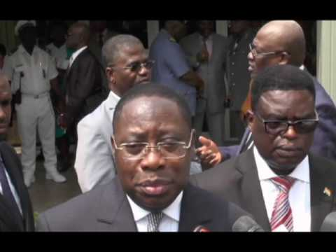 CAMEROON-UCAC MEMBER member states meet in douala