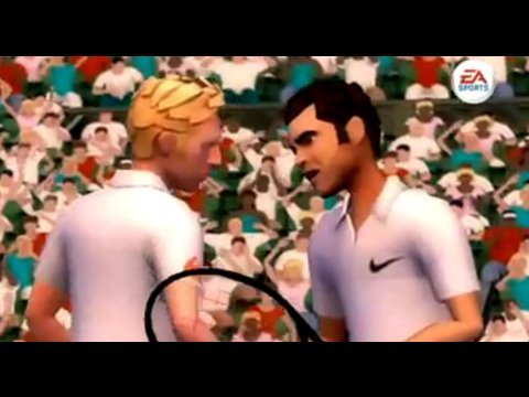 Grand Slam Tennis Sizzle Trailer