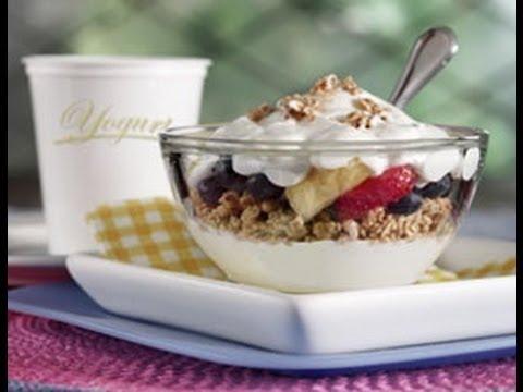 Desayuno nutritivo rapido y bajo en calorias youtube - Platos rapidos y sencillos ...