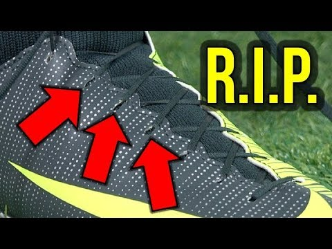 WHY DO PEOPLE DO THIS TO THEIR FOOTBALL BOOTS?