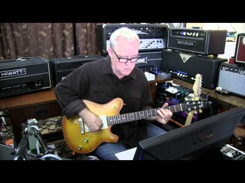 Richard Page Recording Session with Tim Pierce 2