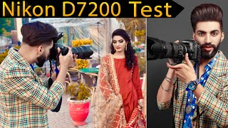 Nikon d7200 Photo amp Video Test With Manual Setting on Live Photoshoot