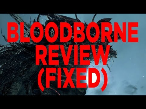 GameTrailers updates their review for Bloodborne, giving it their first and final 10/10