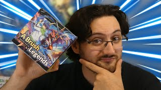 The Legends Are HERE!! & Collection    Cardfight!! Vanguard D-BT02 Box Opening