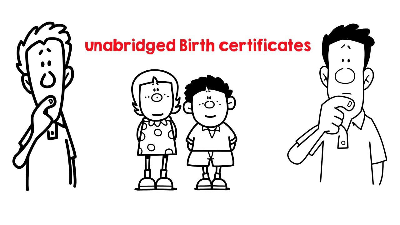 Meaning Of Unabridged Birth Certificate Auto Electrical Wiring Diagram Wm2101hw Drain Pump Wire 1986 Chevy Fuse Box Bridge Subwoofer Dnx570hd 2006 Hyundai Santa Fe
