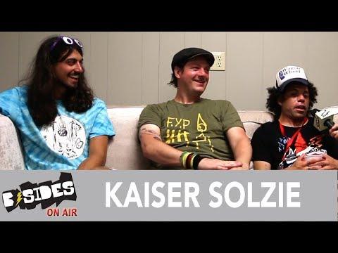 B-Sides On-Air: Interview - Kaiser Solzie Talks Warped Tour, Origins