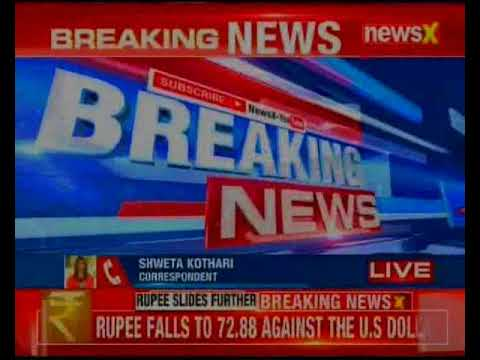 Rupee hits a new low, falls 72.88 against Dollar