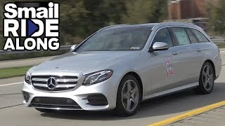 2019 Mercedes-Benz E 450 - Review and Test Drive - Smail Ride Along
