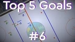 Kiekko.tk - Top 5 Goals of the Week #6