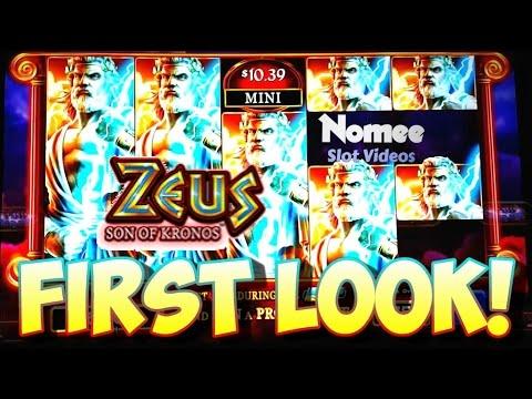 Zeus son of kronos slot online
